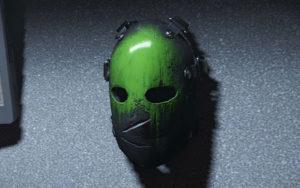 Division 2 12 Hunter masks