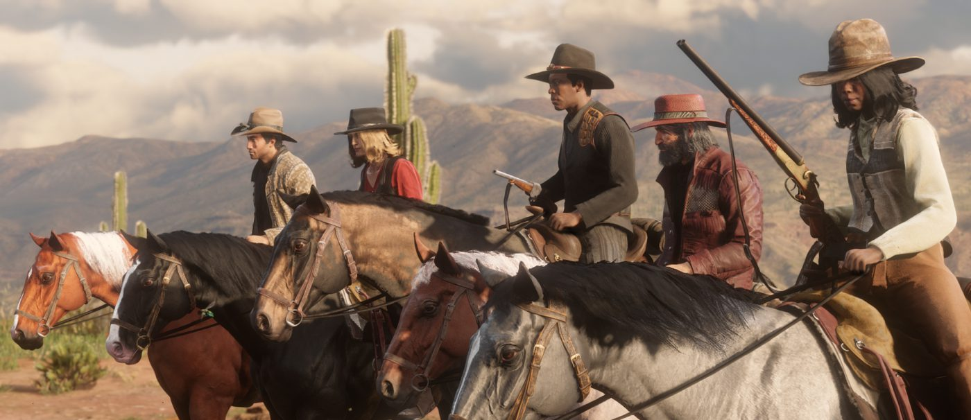 Red Dead Online: Plunder Showdown Mode