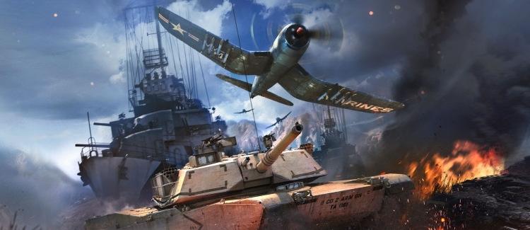 War Thunder update 1.89