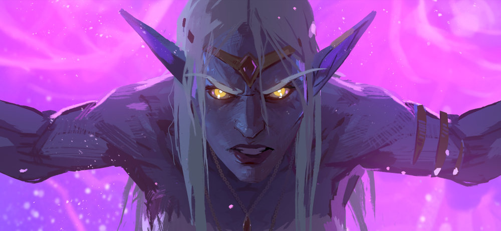queen azshara wow