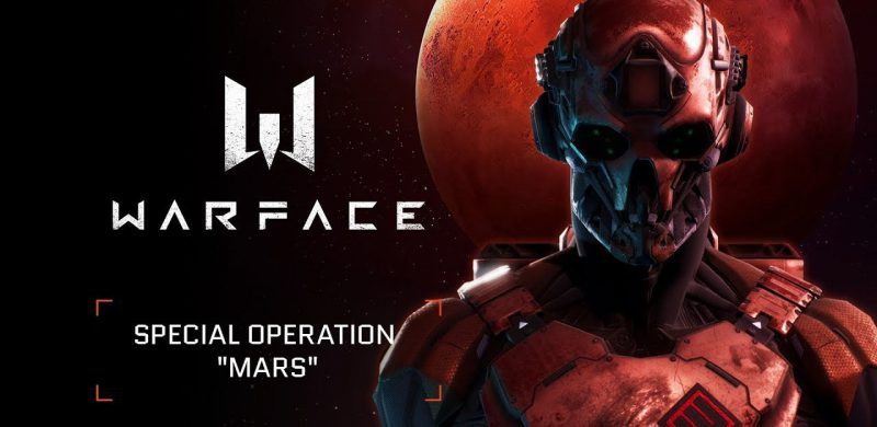 warface special operation mars