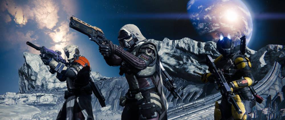 Destiny 2 shadow