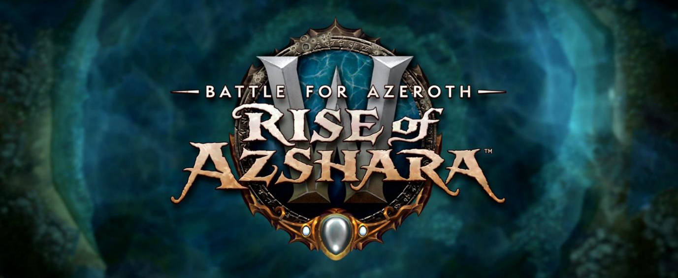 rise of azshara release