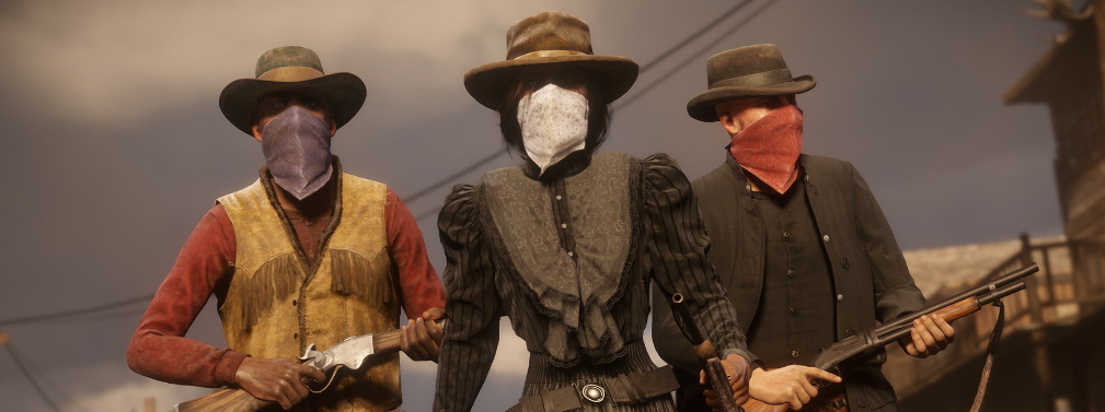 Red Dead Online independence day