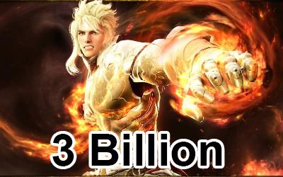 Black Desert Xbox Buy 3 Billion silver