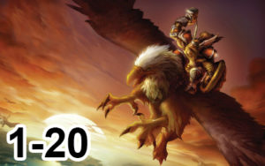World of Warcraft Classic 1-20 Boost