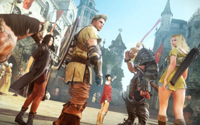 Black Desert PS4 Boost package deals