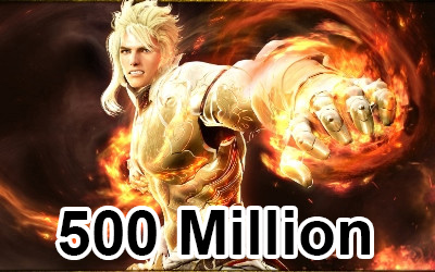 Black Desert PS4 Buy 500M silver