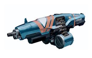 Edgewise Vanguard Ritual Weapon