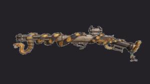 Diamondback Lever Action Exotic Rifle Division 2