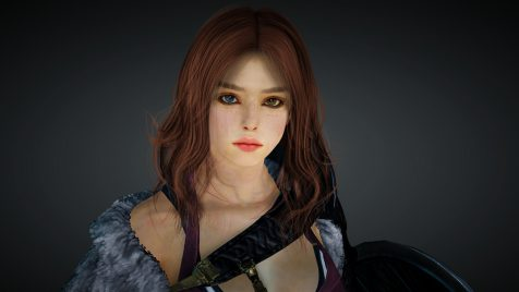 Black Desert Guardian Preset 004-01