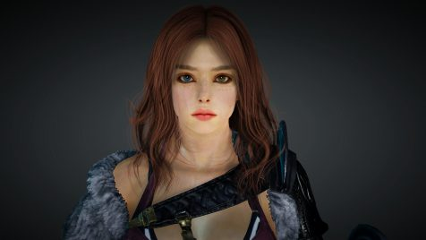 Black Desert Guardian Preset 004-02