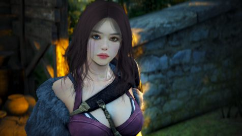 Black Desert Guardian Preset 004-05