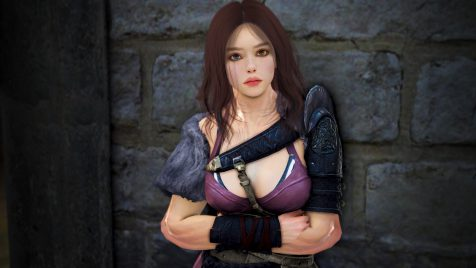 Black Desert Guardian Preset 004-09