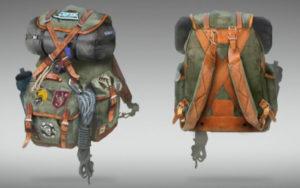 Division 2 Acosta's Go-Bag