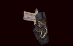 Division 2 Dynasty Exotic Holster