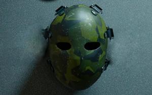 Division 2 Camo mask