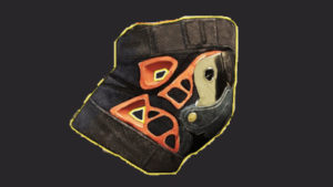 NinjaBike Messenger Exotic Kneepads Division 2