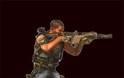Division 2 SMG Build