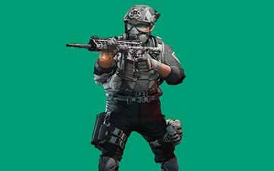 Division 2 Striker set