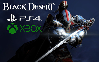Black Desert Playstation/Xbox