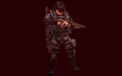 Division 2 Savage Build