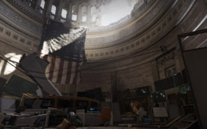 Capitol Builidng Legendary Stronghold Carry in Division 2