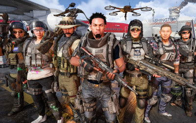 Division 2 Strongholds and Raids boost