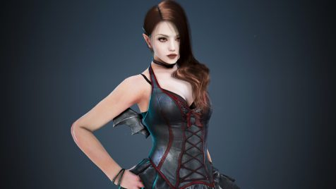 Buy Witch preset in Black Desert 05-02