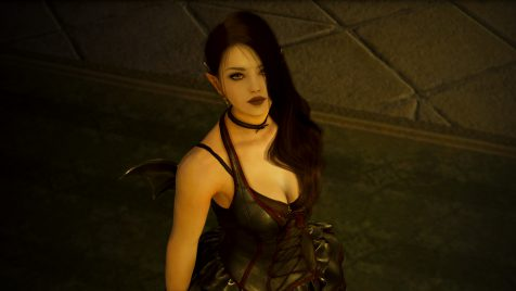 Buy Witch preset in Black Desert 05-07