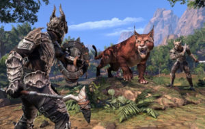ESO Leveling Boost