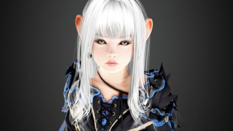 Buy Black Desert Shai preset 04-001