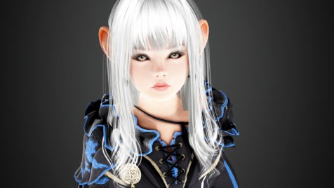 Buy Black Desert Shai preset 04-002