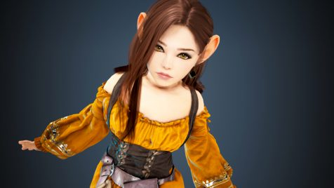Buy Black Desert Shai preset 05-003