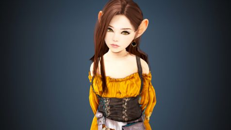 Buy Black Desert Shai preset 05-004