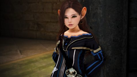 Buy Black Desert Shai preset 05-009