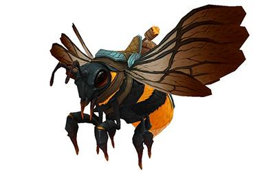 World of Warcraft Honeyback Harvester