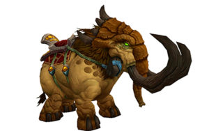 World of Warcraft Mottled Meadowstomper