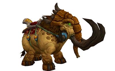 World of Warcraft Mottled Meadowstomper