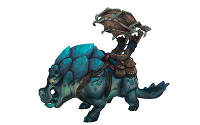 World of Warcraft Sapphire Riverbeast
