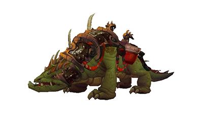 World of Warcraft Son of Galleon's Saddle