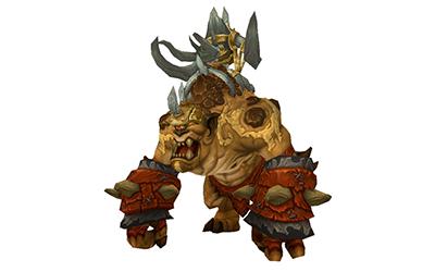 World of Warcraft Sunhide Gronnling
