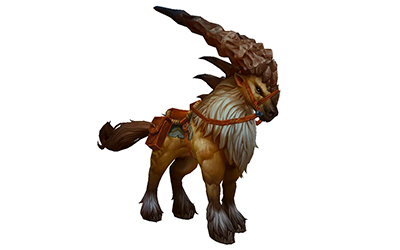 World of Wacraft Swift Breezestrider
