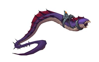 World of Warcraft Wriggling Parasite
