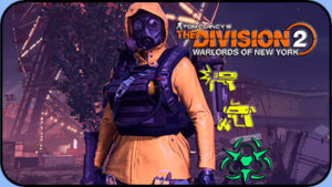 """Buy """"Pyromaniac"""" - Division 2 Negative Effects Build"""