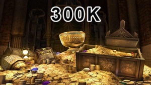 Buy 300K Gold in ESO on Playstation / Xbox